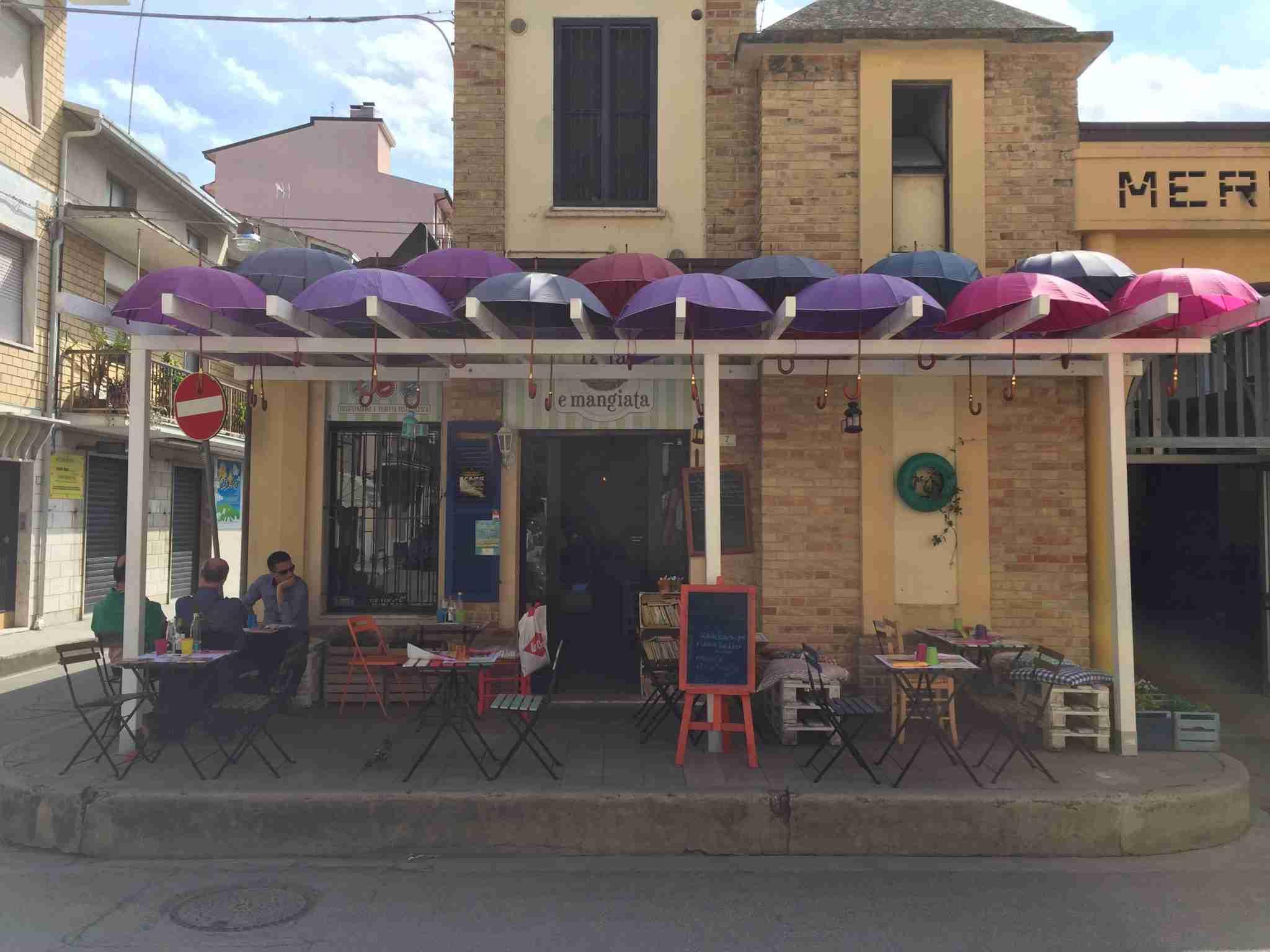 Fatta e Mangiata. Mangiare a Porto San Giorgio fra colori e sapori